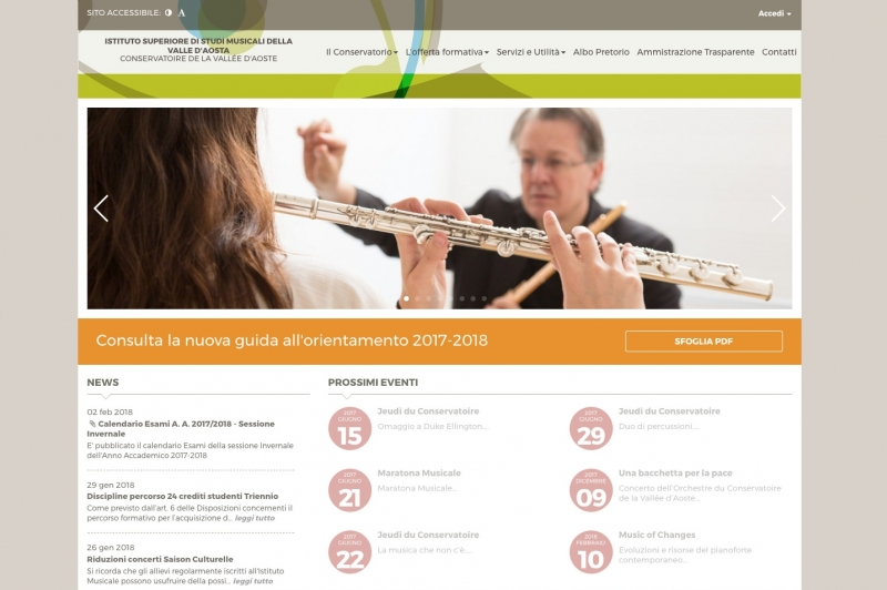 Istituto Musicale della Valle d'Aosta