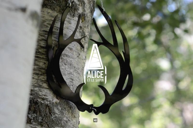 Alice et le Sapin
